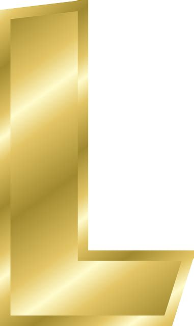 Gold L by Free Pictures Gold 1095 Images Found