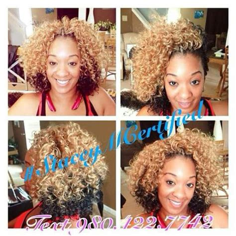 zig zag braid pattern for sew in gogo curl get staceymcertified with crochet braids by