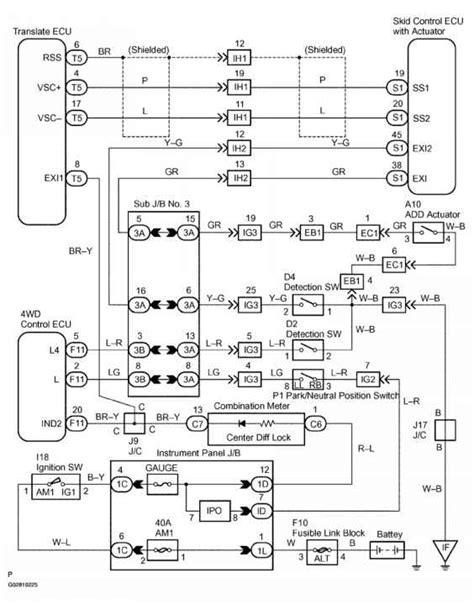 toyota yaris central locking wiring diagram wiring