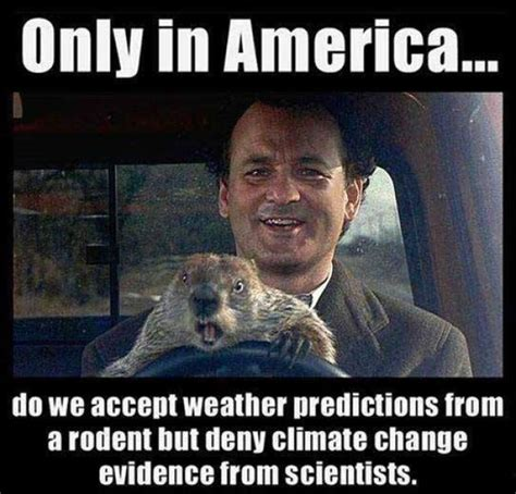 groundhog day virtue ethics 23 hilarious global warming memes that make of both sides