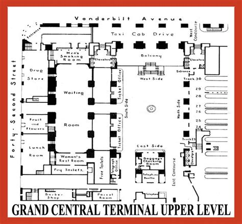 grand central station floor plan 28 this grand central station floor bar restaurant
