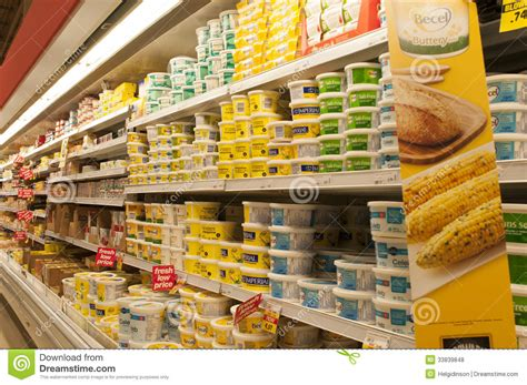 Floor Plan Design Software supermarket cold storage dairy product editorial stock