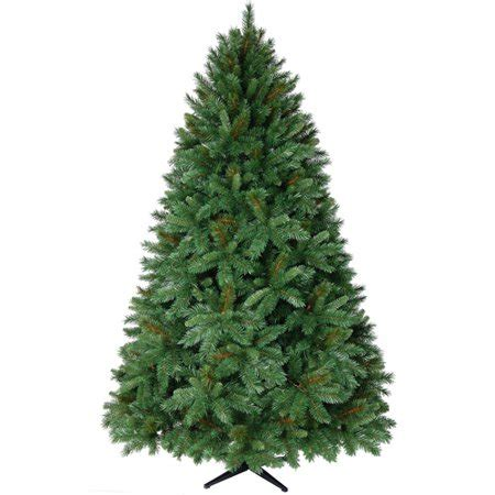 artificial christmas trees at wal mart time h 7 5ft donner fir artificial tree walmart