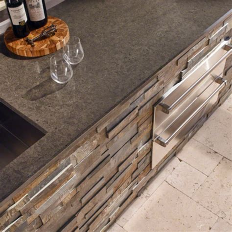 current obsessions timeless white  gray quartz countertops