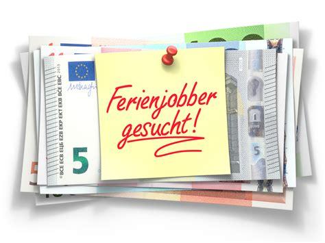 Ferienjobs F 252 R Sch 252 Ler Das Sind Die 10 Besten