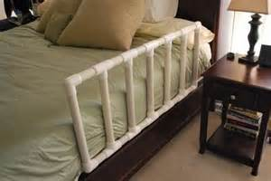 Pvc Toddler Bed Rail Pvc Pipe Child Bed Rail Diy Projects