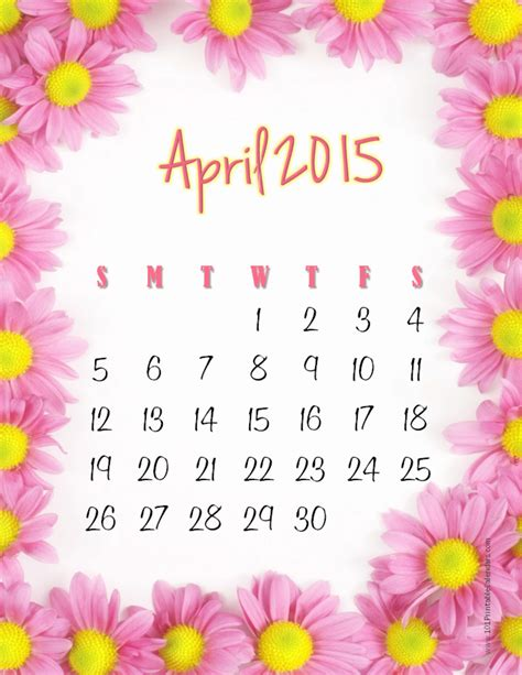 Calendar 2015 April Easter Amazing Calendar For Year 2015 Designs