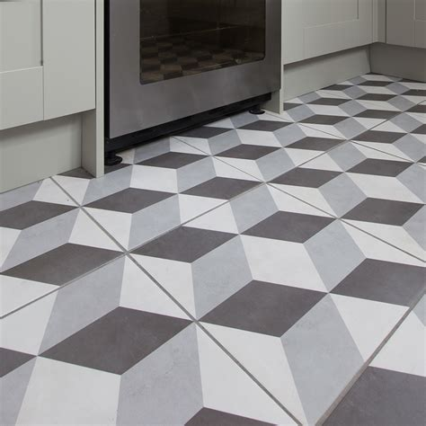 Floor Tiles With Grey Grout by White Floor Tiles With Grey Grout Tile Design Ideas