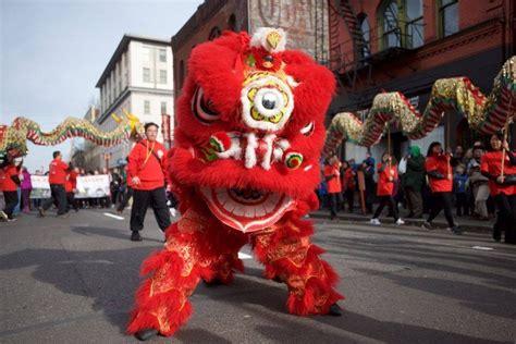 new year parade portland oregon portland chinatown s lunar new year at oregon