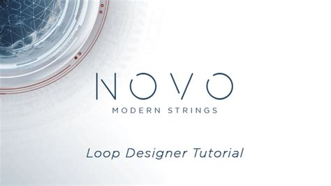 wordpress tutorial loop novo modern strings heavyocity media