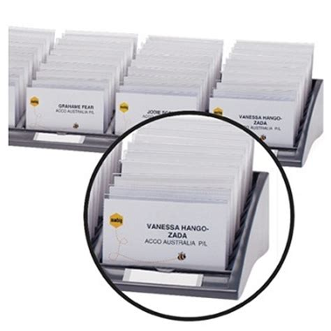 rexel convention card holders template name cards badges