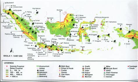 Atlas Tematik Provinsi Papua peta indonesia info indonesia