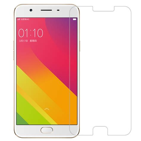 New Hippo Tempered Glass Screen Guard Oppo F1s nillkin amazing glass protector oppo f1s home shopping