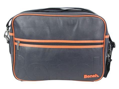bench messenger bag bench despatch messenger bag appleford embossed logo ebay
