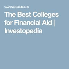 Mba Programs With The Best Financial Aid by Finaid The Financial Aid Information Page Exle Of