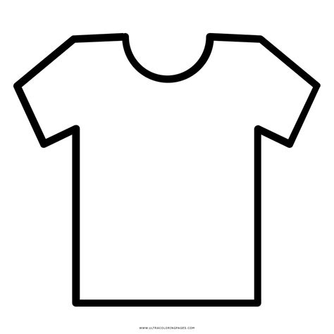 Coloring Page T Shirt by T Shirt Coloring Page Ultra Coloring Pages