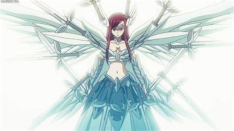 MBTI in Fiction (Fairy Tail MBTI) Erza Scarlet Armor Types
