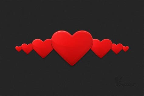 tutorial illustrator heart quick tip how to create a heart illustration without the