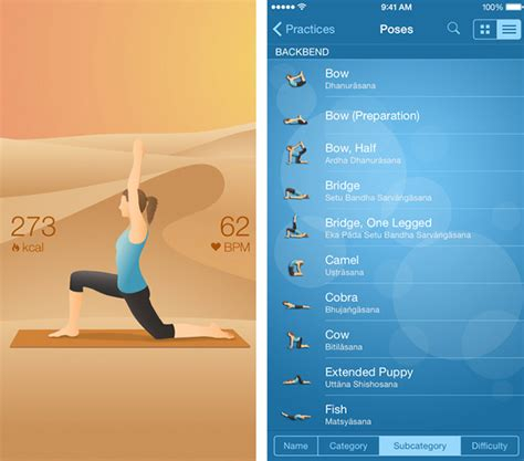 best yoga tutorial app the 11 best yoga apps to get fit on the cheap