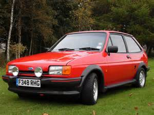 Ford Xr2 Fifteen52 Project St History Lessons 23 Mk2 Xr2
