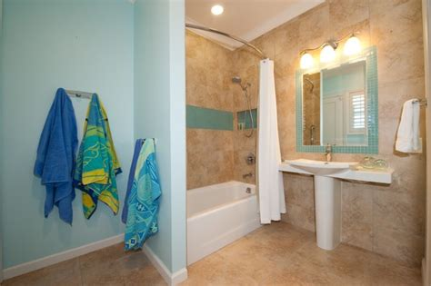 pool bathroom ideas pool bathroom contemporary bathroom hawaii by