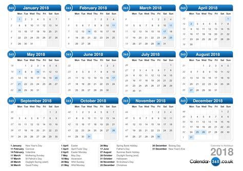 one year calendar printable 2018 calendar large 2018 calendar