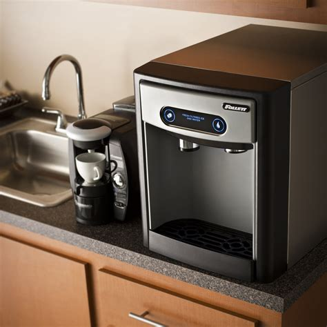 design of educational ice maker unit follett 7ci100a nw cf st 00 7 series countertop ice