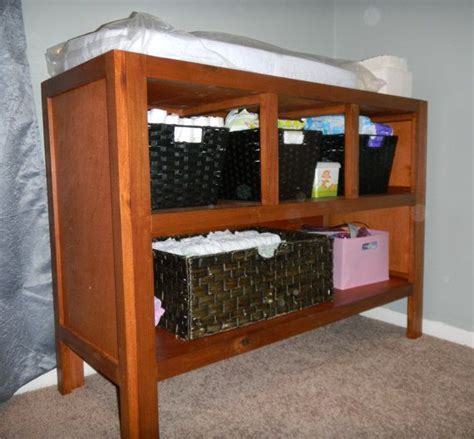 Top 25 Ideas About Baby Changing Table On Pinterest Diy Wooden Baby Changing Table