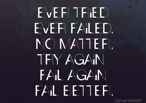 fail better try again fail again fail better by vasilisbankov on