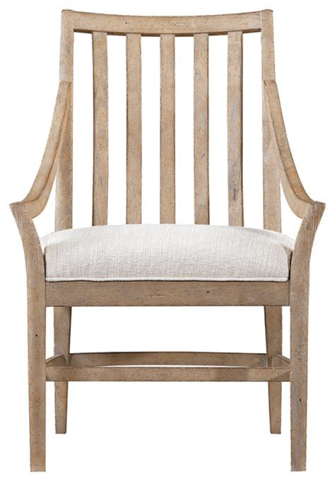 coastal by the bay dining chair weathered pier finish