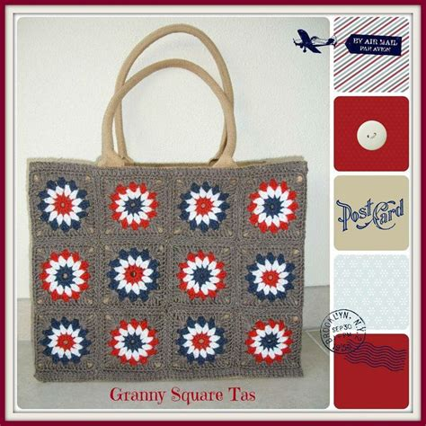 Tas Tote Personal 58 best ah tas omhaken pimpen images on crocheted bags crochet bags and crochet tote