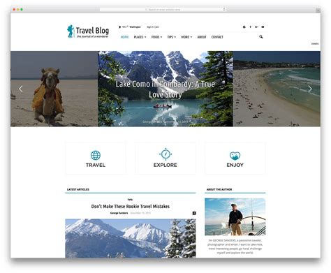 top collection of responsive wordpress themes for blogs 2016