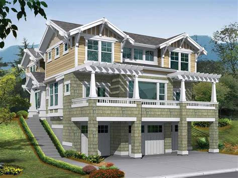 3 story craftsman house plans craftsman home plans newsonair org