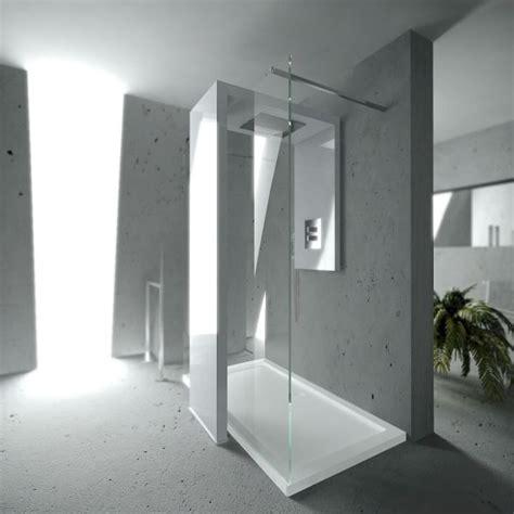 begehbare dusche mit integriertem heizk 246 rper als