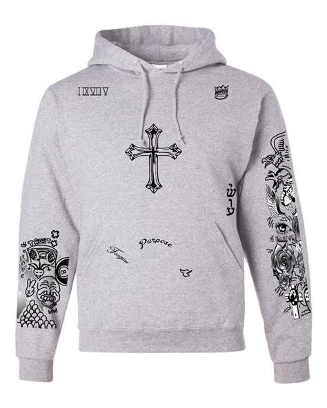 justin bieber updated tattoo sweatshirt justin bieber tattoo sweatshirt www imgkid com the
