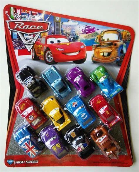 Mobilan Mainan Ank jual mainan mobil mobilan cars isi 12 shea babykids