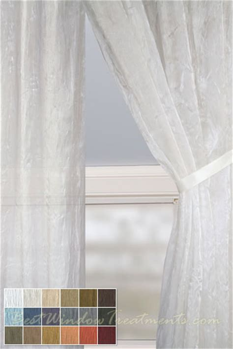 mirror curtains mirror sheer curtain panel available in 18 colors