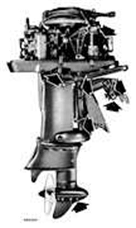 1971 Johnson 40hp Outboards Service Manual 13 95