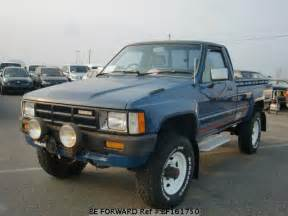 1985 Toyota Truck For Sale Used 1985 Toyota Hilux Truck S Cab N Ln65 For Sale
