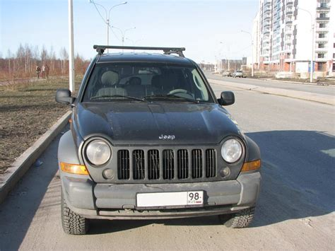 2005 Jeep Liberty Manual 2005 Jeep Liberty Pictures 2 5l Gasoline Manual For Sale