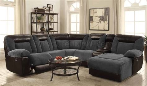 motion sectional sofas cybele motion sectional sofa 600090 by coaster
