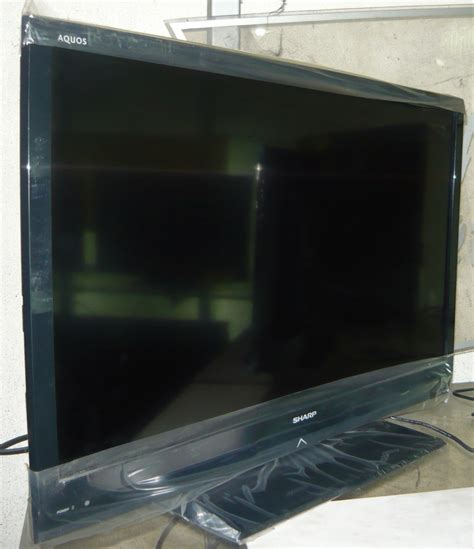 Tv Led Sharp Aquos 32 Inch Lc 32le240m sharp 32 quot led tv with usb input cebu appliance center
