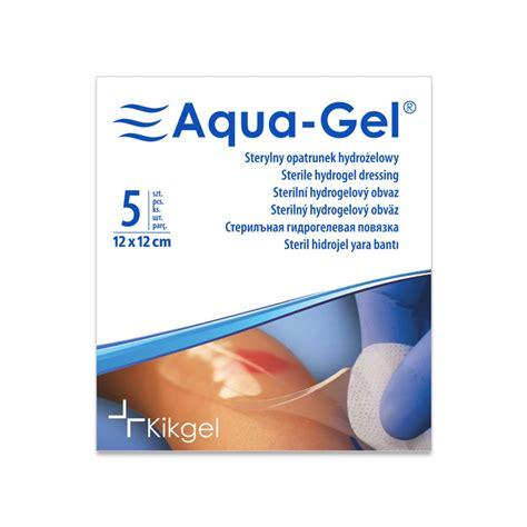 Gel Aqua aqua gel kikgel opatrunki hydrożelowe do leczenia