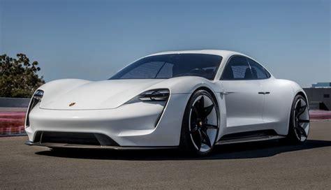Porsche Kosten by Porsche Elektroauto Taycan Kostet Ab Um Die 82 500