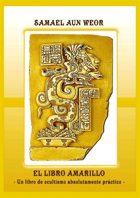 libro el tapiz amarillo el libro amarillo