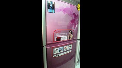 Lemari Es Sharp Sj 236 inilah spesifikasi dan fitur lemari es 2 pintu sharp kirei ii sj 236 nd harga baca deskripsi
