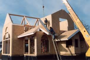 Sip Panel Homes Structural Insulated Panels Vs Conventional Framing