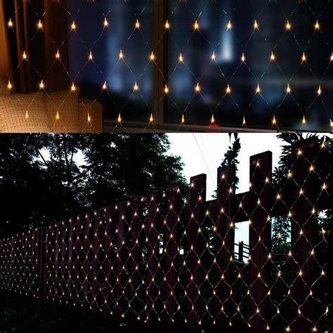 1920 leds 8m 10m led net light christmas decorative