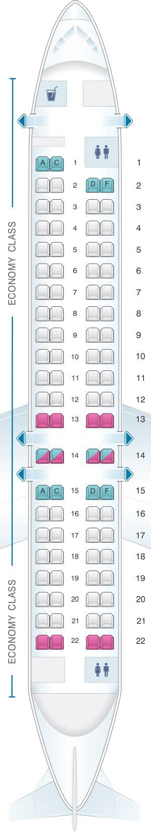 canadair regional jet seating seat map adria airways bombardier crj 900 seatmaestro