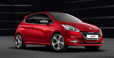 car maker peugeot peugeot 208 gti teased in promo